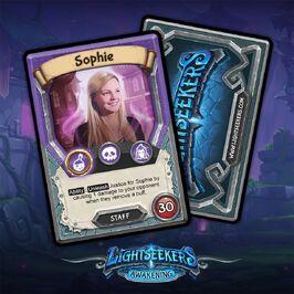 Meet the team - Sophie - TC image