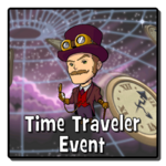 Time Traveler Event