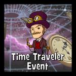 Time Traveler Event