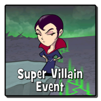 Super Villain Icon