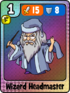 Wizard Headmaster