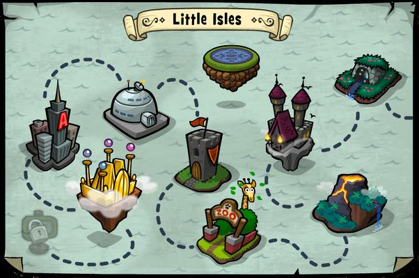 Little Isles