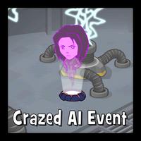 Crazed AI Icon