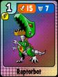 Raptorbot