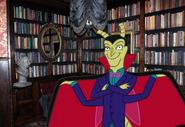 Count Gantcula Jekyll & Hyde Club v3