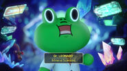 Leonard the scientist