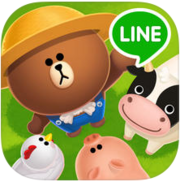 Line farm icon