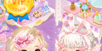 Dreamy Flower Dresser