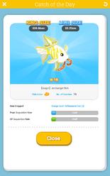 Archangel fish