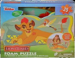 Foam-puzzle