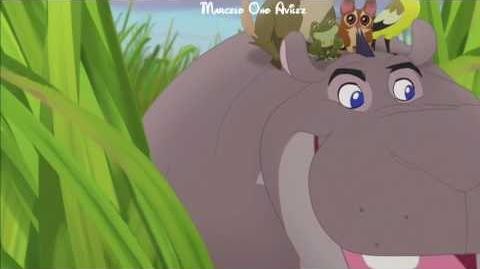 Makin' Hippo Lanes (Latin Spanish)