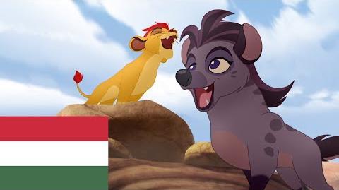 We're the Same (Sisi Ni Sawa) (Hugarian)