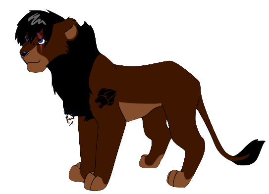 File:My Lion Character (Made in OC Generator on DeviantArt).png