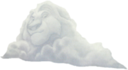 Mufasa-sticker