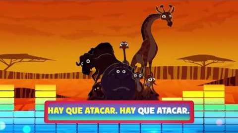 Tonight We Strike (European Spanish)