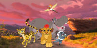 Lion Guard (group)/Gallery
