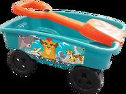 Shovel-wagon