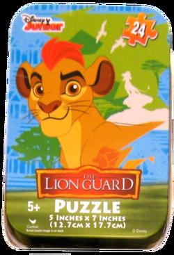 Tinpuzzle-kion