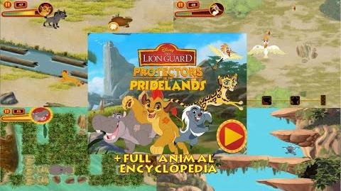 Protectors of the Pridelands