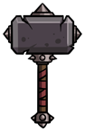 Hammer lasthowl