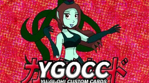 Yu-Gi-Oh! Custom Cards Duel!! Magnificent Vine Vs Barrel Dragon