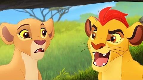 Exclusive Sneak Peek of The Lion Guard Disney Insider