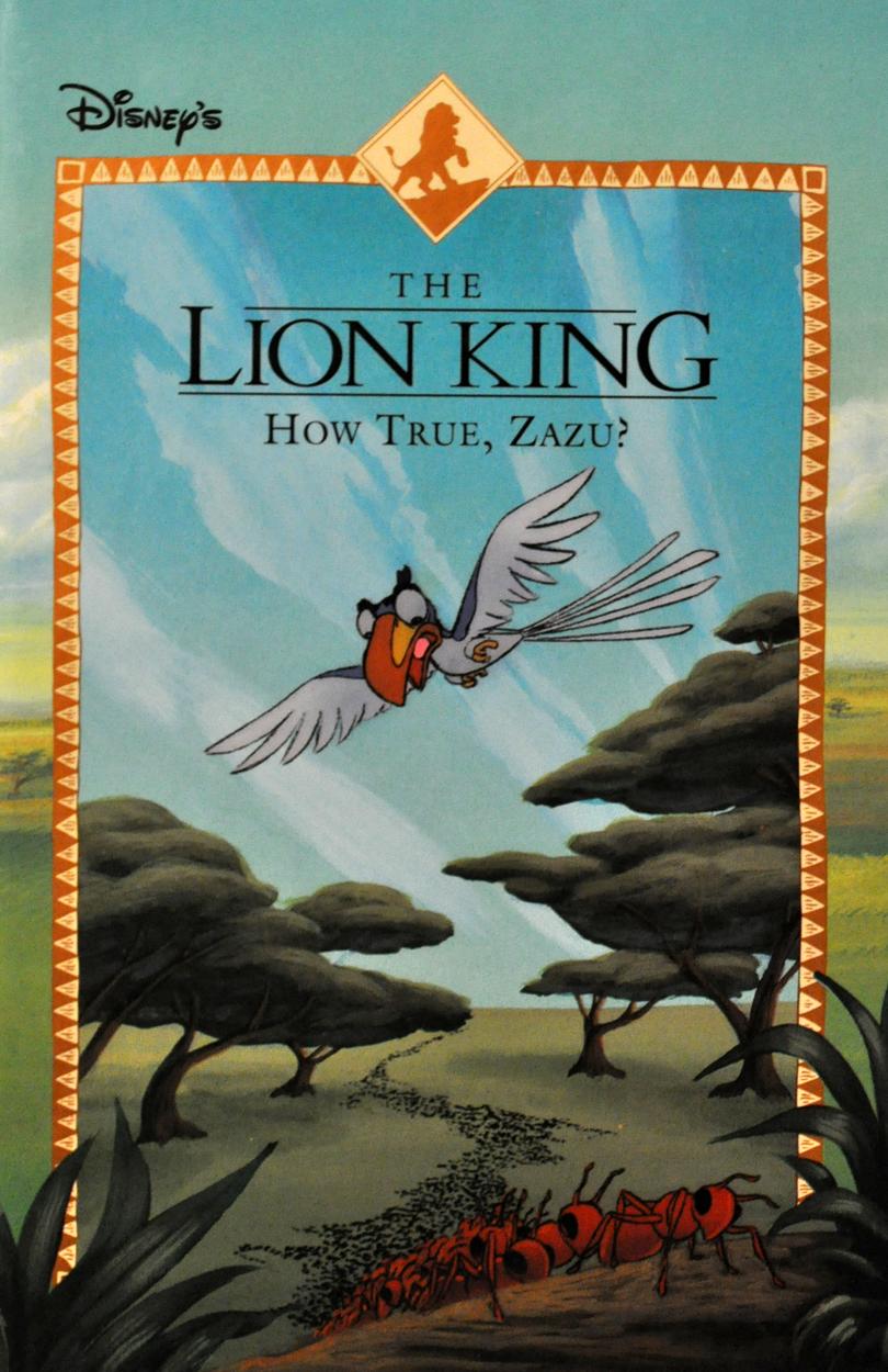 How True Zazu The Lion King Wiki Fandom Powered By Wikia