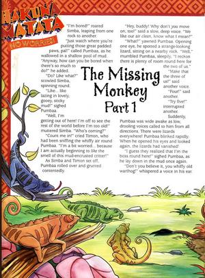 Missingmonkey