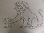 Simba&kiara)