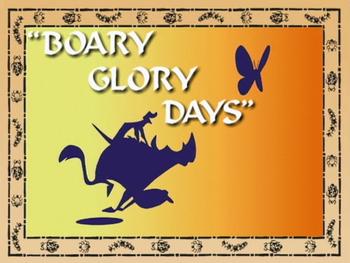 Boary Glory Days