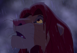 Simba About To Reclaim Pride Lands