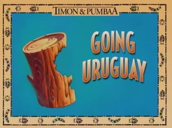 GoingUruguay