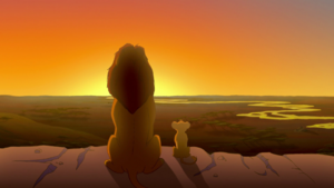 Sunrise for Father and Son