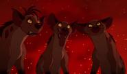 Hyena listen joke