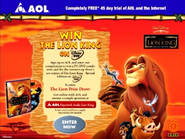 TheLionKing AOL Competition