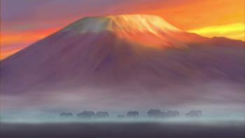 Universe Mount Kili
