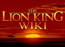 File:Lion King Wiki logo.png