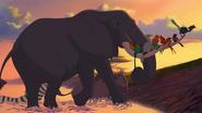 Circle of Life elephant