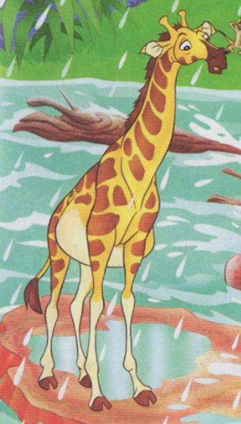 Sukari Giraffe