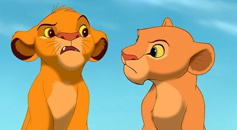 image simba and nala jpg2 jpg the lion king wiki fandom powered by wikia. Black Bedroom Furniture Sets. Home Design Ideas