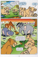 Simba and the Snake 8