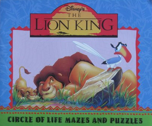 Circle of Life Mazes and Puzzles