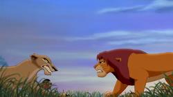 Zira v. Simba