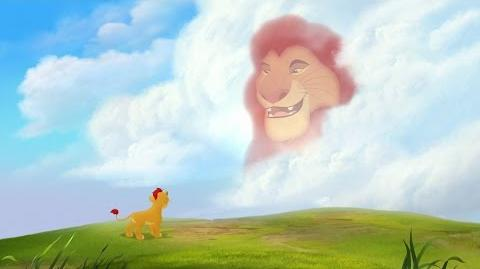 Mufasa's Advice Never Roar Again Lion Guard HD Clip