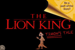 The Lion King Timon's Tale