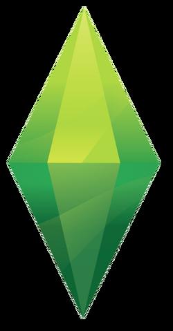 File:TS4 Logo Plumbob.png