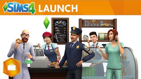 The Sims 4 Get to Work Official Launch Trailer