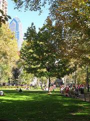 Perfect day in Philadelphia