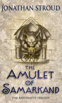 The Amulet cover