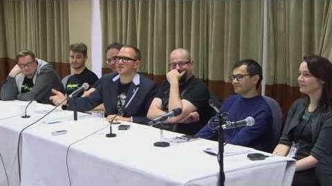 Cyberpunk The Dystopian Prism with Cory Doctorow, Charles Stross and more great speakers!